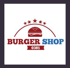 Burger Shop 0381